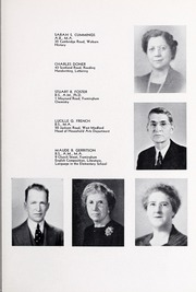 Page 17, 1943 Edition, Framingham State University - Dial Yearbook (Framingham, MA) online yearbook collection