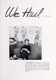 Page 13, 1944 Edition, Framingham State University - Dial Yearbook (Framingham, MA) online yearbook collection