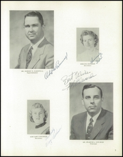 Page 11, 1956 Edition, Francis Howell High School - Howelltonian Yearbook (St Charles, MO) online yearbook collection