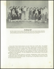 Page 17, 1956 Edition, Francis Howell High School - Howelltonian Yearbook (St Charles, MO) online yearbook collection