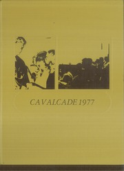 Francis Parker High School - Cavalcade Yearbook (San Diego, CA) online yearbook collection, 1977 Edition, Cover