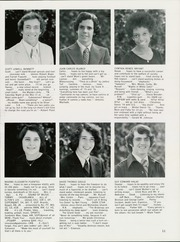 Page 15, 1977 Edition, Francis Parker High School - Cavalcade Yearbook (San Diego, CA) online yearbook collection