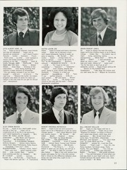 Page 17, 1977 Edition, Francis Parker High School - Cavalcade Yearbook (San Diego, CA) online yearbook collection