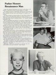 Page 8, 1977 Edition, Francis Parker High School - Cavalcade Yearbook (San Diego, CA) online yearbook collection