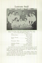 Page 10, 1949 Edition, Franconia Mennonite School - Laureate Yearbook (Souderton, PA) online yearbook collection