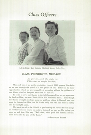 Page 13, 1949 Edition, Franconia Mennonite School - Laureate Yearbook (Souderton, PA) online yearbook collection