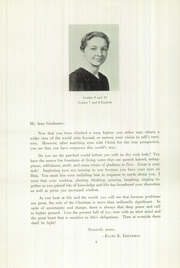 Page 8, 1949 Edition, Franconia Mennonite School - Laureate Yearbook (Souderton, PA) online yearbook collection