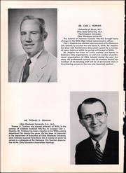 Page 10, 1956 Edition, Frank B Willis High School - Delhi Yearbook (Delaware, OH) online yearbook collection