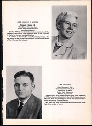 Page 11, 1956 Edition, Frank B Willis High School - Delhi Yearbook (Delaware, OH) online yearbook collection