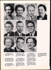 Page 16, 1956 Edition, Frank B Willis High School - Delhi Yearbook (Delaware, OH) online yearbook collection