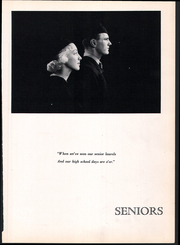 Page 17, 1956 Edition, Frank B Willis High School - Delhi Yearbook (Delaware, OH) online yearbook collection