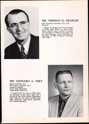 Page 11, 1958 Edition, Frank B Willis High School - Delhi Yearbook (Delaware, OH) online yearbook collection