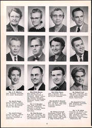 Page 12, 1958 Edition, Frank B Willis High School - Delhi Yearbook (Delaware, OH) online yearbook collection