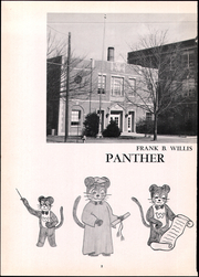 Page 6, 1958 Edition, Frank B Willis High School - Delhi Yearbook (Delaware, OH) online yearbook collection