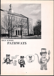 Page 7, 1958 Edition, Frank B Willis High School - Delhi Yearbook (Delaware, OH) online yearbook collection