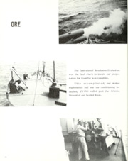 Frank Evans (DD 754) - Naval Cruise Book online yearbook collection, 1966 Edition, Page 42