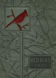 Frankfort Community High School - Red Bird Yearbook (West Frankfort, IL) online yearbook collection, 1937 Edition, Cover