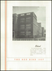 Page 10, 1937 Edition, Frankfort Community High School - Red Bird Yearbook (West Frankfort, IL) online yearbook collection