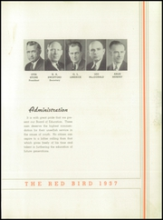 Page 11, 1937 Edition, Frankfort Community High School - Red Bird Yearbook (West Frankfort, IL) online yearbook collection