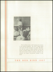 Page 8, 1937 Edition, Frankfort Community High School - Red Bird Yearbook (West Frankfort, IL) online yearbook collection