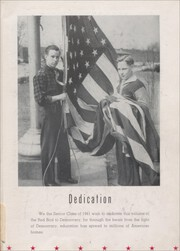 Page 7, 1941 Edition, Frankfort Community High School - Red Bird Yearbook (West Frankfort, IL) online yearbook collection