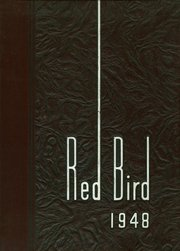 Frankfort Community High School - Red Bird Yearbook (West Frankfort, IL) online yearbook collection, 1948 Edition, Cover