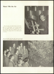 Page 11, 1955 Edition, Frankfort Community High School - Red Bird Yearbook (West Frankfort, IL) online yearbook collection