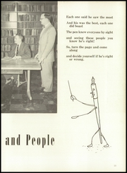Page 17, 1955 Edition, Frankfort Community High School - Red Bird Yearbook (West Frankfort, IL) online yearbook collection