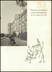 Page 7, 1955 Edition, Frankfort Community High School - Red Bird Yearbook (West Frankfort, IL) online yearbook collection