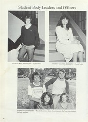 Page 14, 1981 Edition, Frankfort Community High School - Red Bird Yearbook (West Frankfort, IL) online yearbook collection