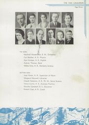 Frankfort High School - Cauldron Yearbook (Frankfort, IN) online yearbook collection, 1935 Edition, Page 15 of 84