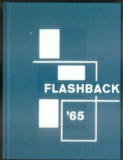 Franklin Central High School - Flashback Yearbook (Indianapolis, IN) online yearbook collection, 1965 Edition, Cover