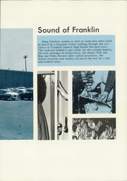 Page 7, 1965 Edition, Franklin Central High School - Flashback Yearbook (Indianapolis, IN) online yearbook collection