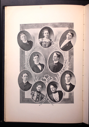 Page 12, 1899 Edition, Franklin College - Almanack Yearbook (Franklin, IN) online yearbook collection