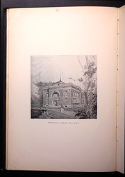 Page 14, 1899 Edition, Franklin College - Almanack Yearbook (Franklin, IN) online yearbook collection