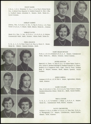 Page 15, 1954 Edition, Franklin County High School - Rebel Yearbook (Winchester, TN) online yearbook collection