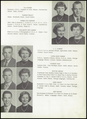 Page 17, 1954 Edition, Franklin County High School - Rebel Yearbook (Winchester, TN) online yearbook collection