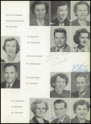Page 9, 1954 Edition, Franklin County High School - Rebel Yearbook (Winchester, TN) online yearbook collection