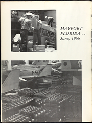 Page 14, 1967 Edition, Franklin D Roosevelt (CVA 42) - Naval Cruise Book online yearbook collection