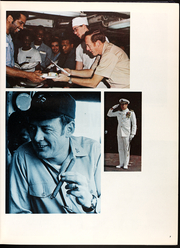 Page 11, 1974 Edition, Franklin D Roosevelt (CVA 42) - Naval Cruise Book online yearbook collection