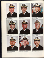 Page 14, 1974 Edition, Franklin D Roosevelt (CVA 42) - Naval Cruise Book online yearbook collection