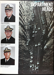 Page 15, 1974 Edition, Franklin D Roosevelt (CVA 42) - Naval Cruise Book online yearbook collection