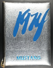 Franklin D Roosevelt High School - Mustang Yearbook (Dallas, TX) online yearbook collection, 1974 Edition, Cover
