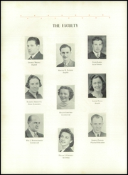Page 12, 1941 Edition, Franklin Delano Roosevelt High School - Orbit Yearbook (Brooklyn, NY) online yearbook collection