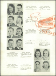 Page 14, 1941 Edition, Franklin Delano Roosevelt High School - Orbit Yearbook (Brooklyn, NY) online yearbook collection