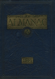 Franklin High School - Almanac Yearbook (Los Angeles, CA) online yearbook collection, 1930 Edition, Cover