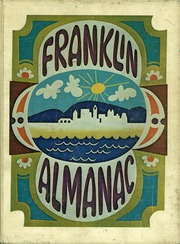 Franklin High School - Almanac Yearbook (Los Angeles, CA) online yearbook collection, 1973 Edition, Cover