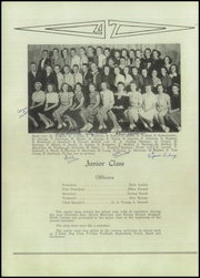 Page 16, 1947 Edition, Franklin High School - Flyers Yearbook (Franklin, NE) online yearbook collection