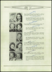 Page 8, 1947 Edition, Franklin High School - Flyers Yearbook (Franklin, NE) online yearbook collection