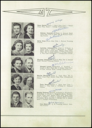 Page 9, 1947 Edition, Franklin High School - Flyers Yearbook (Franklin, NE) online yearbook collection